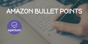 amazon bullet points