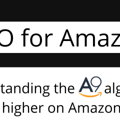 how to rank your products higher in amazon searches