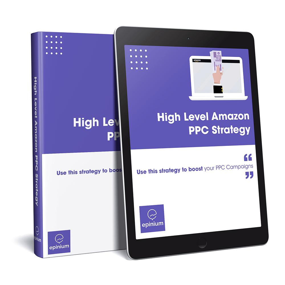 high level amazon ppc strategy