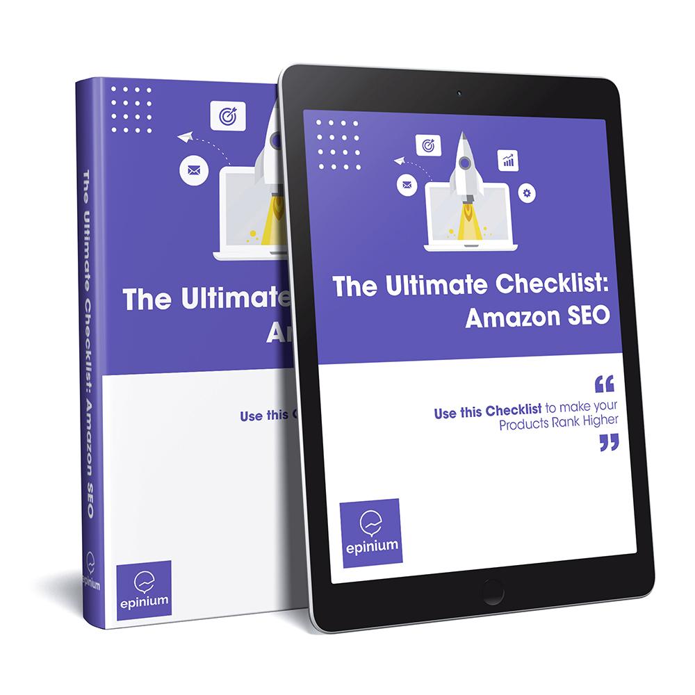 amazon seo checklist